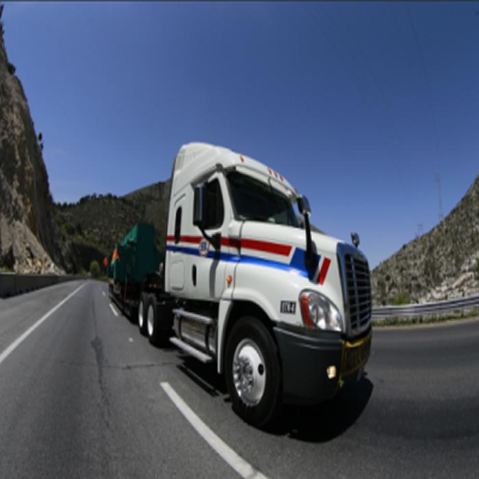 Transporte de Maquinaria Pesada en Monterrey, Nuevo León